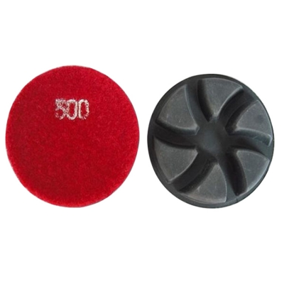 stone polishing pads