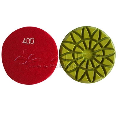 stone floor polishing pad