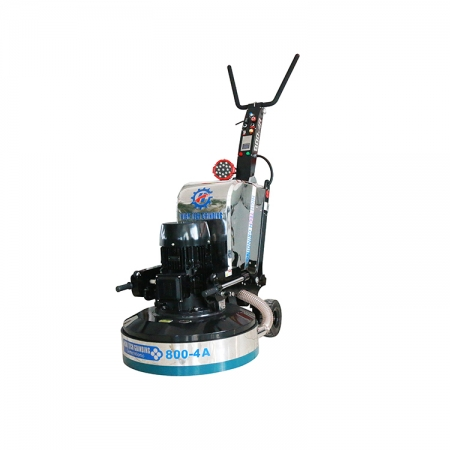 round floor polishing machine