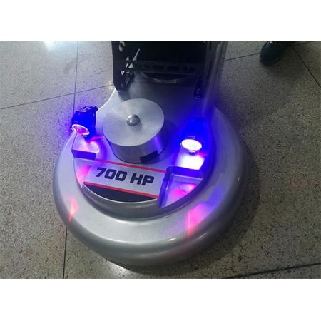 high speed polisher machine