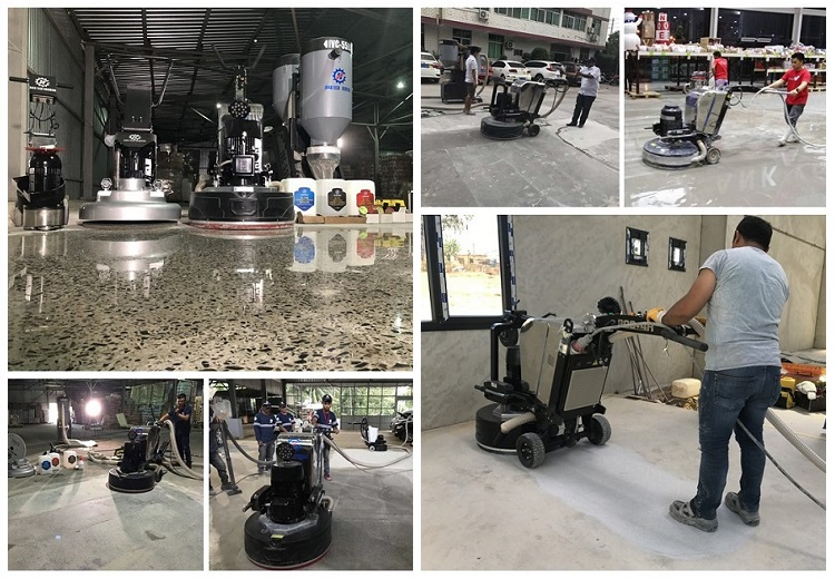 How to Confirm the Quality of A Floor Grinding Machine?